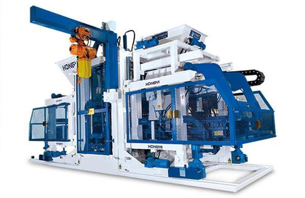 T2000 Full-Automatic Brick Making Machine