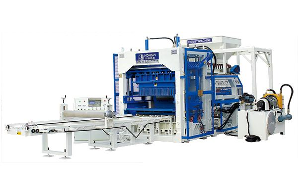 QT12-15 Block Making Machine