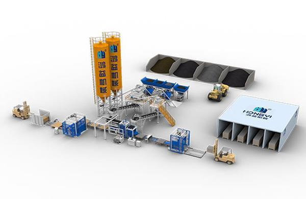 Economic Block Production Line