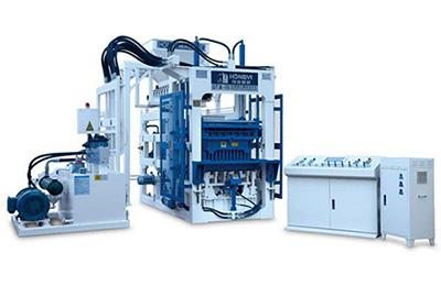 QT8-15 Brick Making Machine